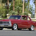 1966 Chevy NOVA Custom 2 Door Hardtop