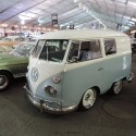Gas Monkey Garage Shorty Bus at Barrett-Jackson
