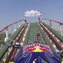 Trials Motorcycle on RedBull Roller Coaster