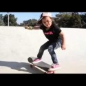 Sky is the Best 5 Year Old Skater in the UK