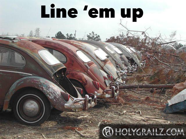 line em up meme