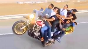10 person wheelie